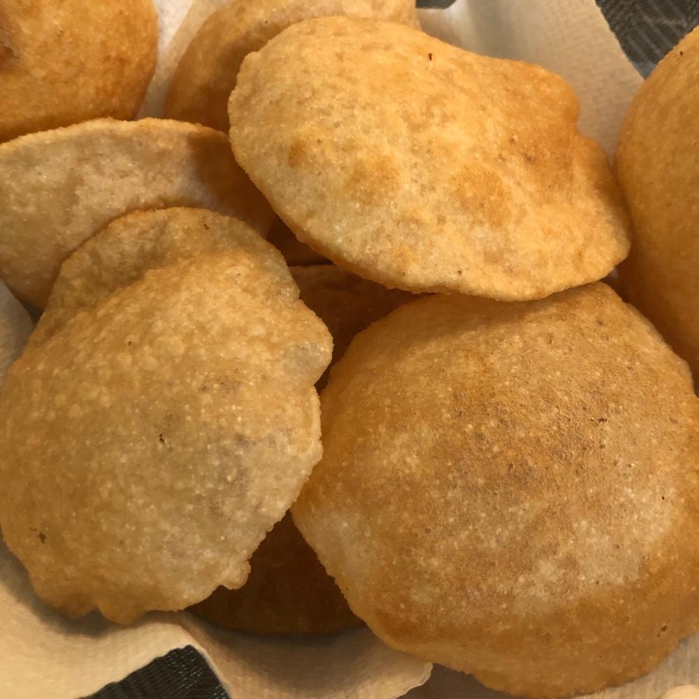 Fried Pooris